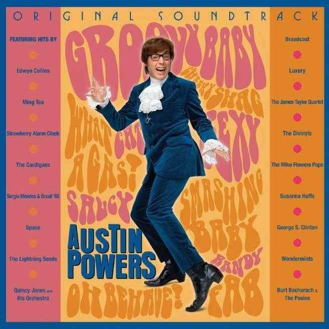 OST - Austin Powers (2LP)(Coloured)