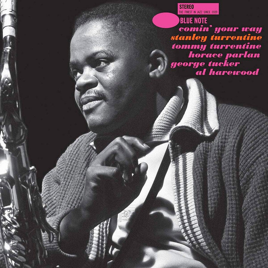 Stanley Turrentine - Comin' Your Way (Tone Poet Series)