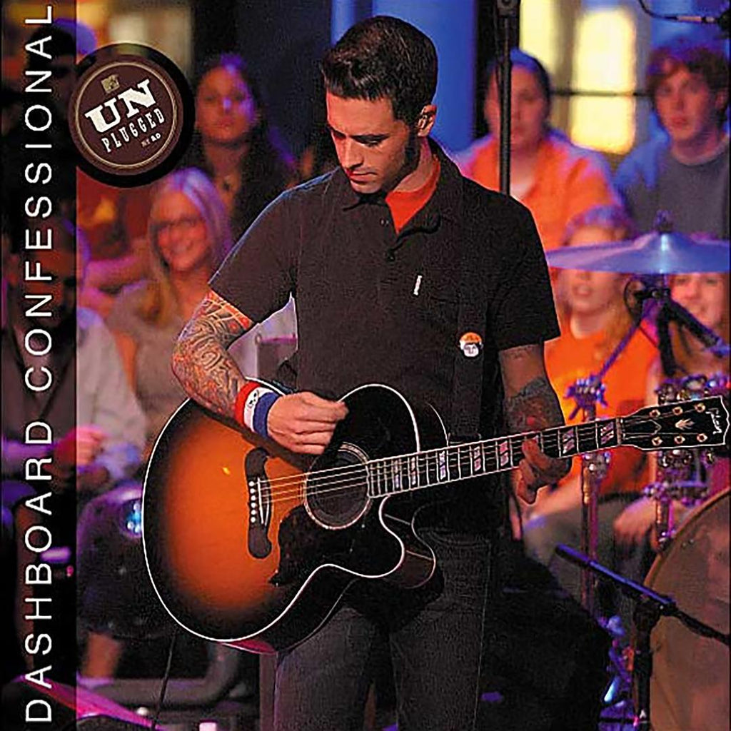 Dashboard Confessional - Unplugged (Coloured)