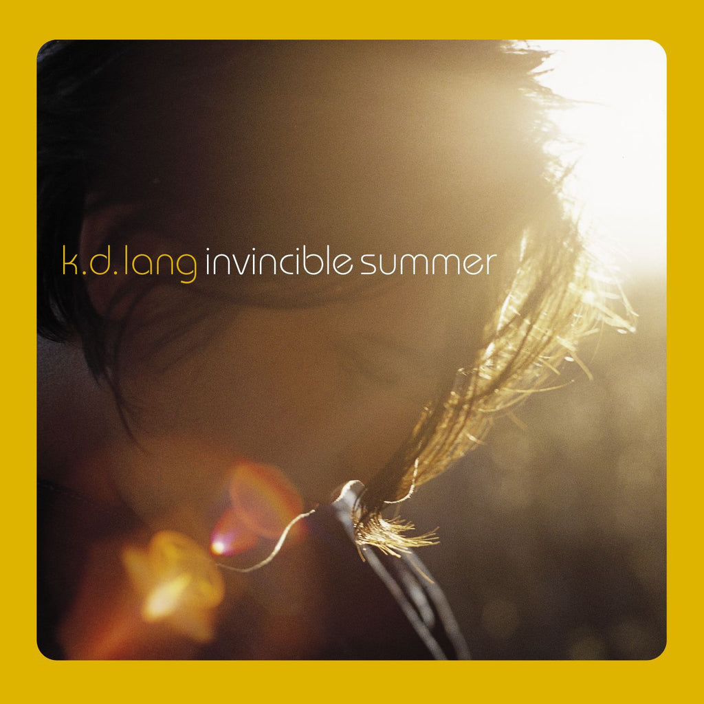 KD Lang - Invincible Summer (Coloured)