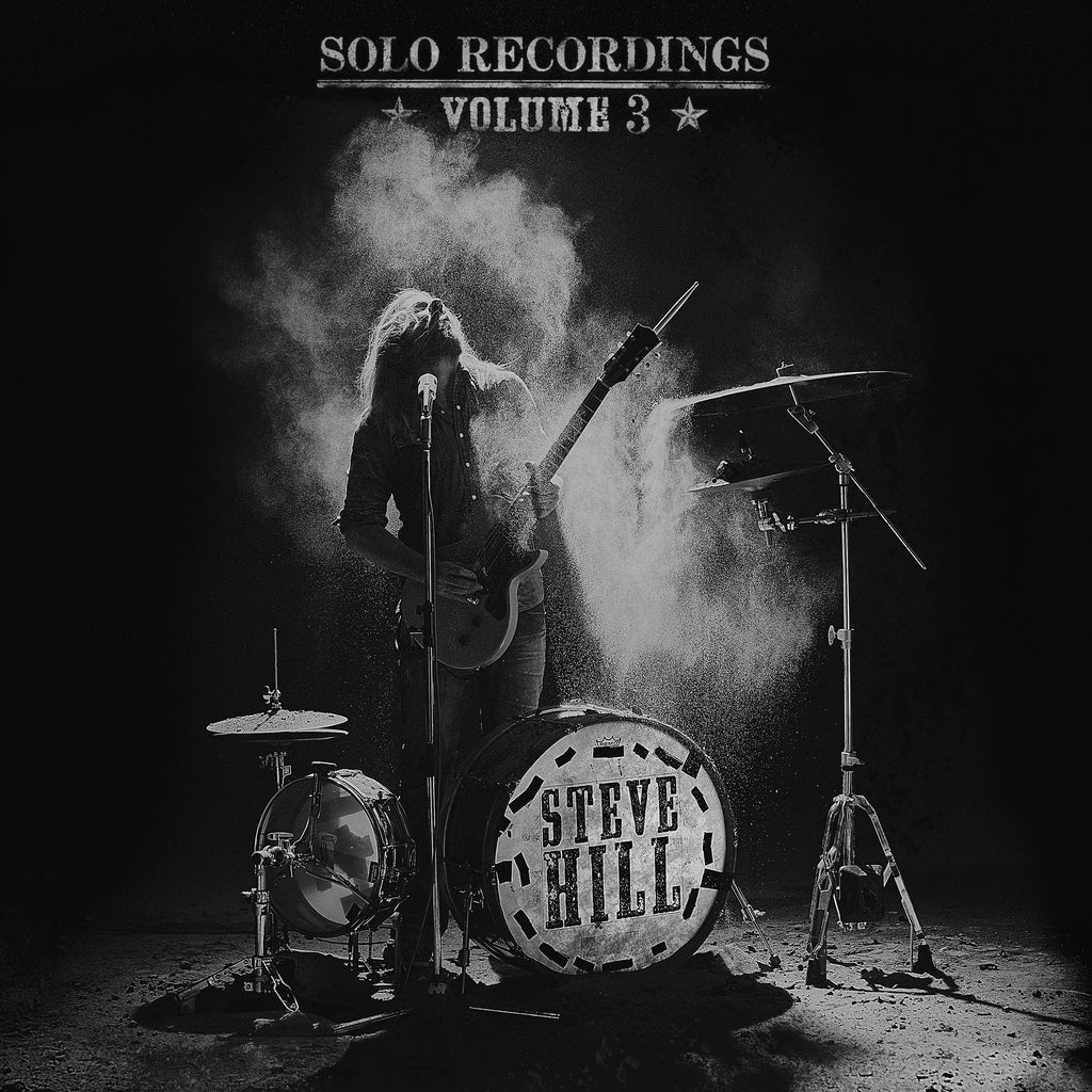 Steve Hill - Solo Recordings Vol. 3 (2LP)