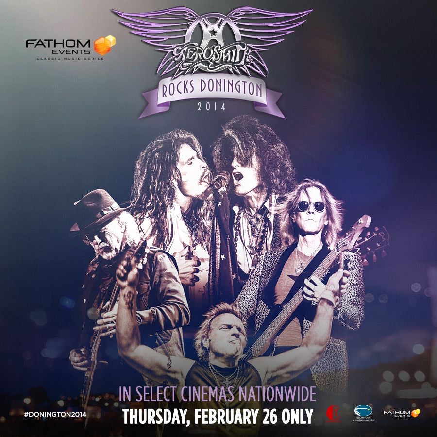 Aerosmith - Rocks Donington (3LP)