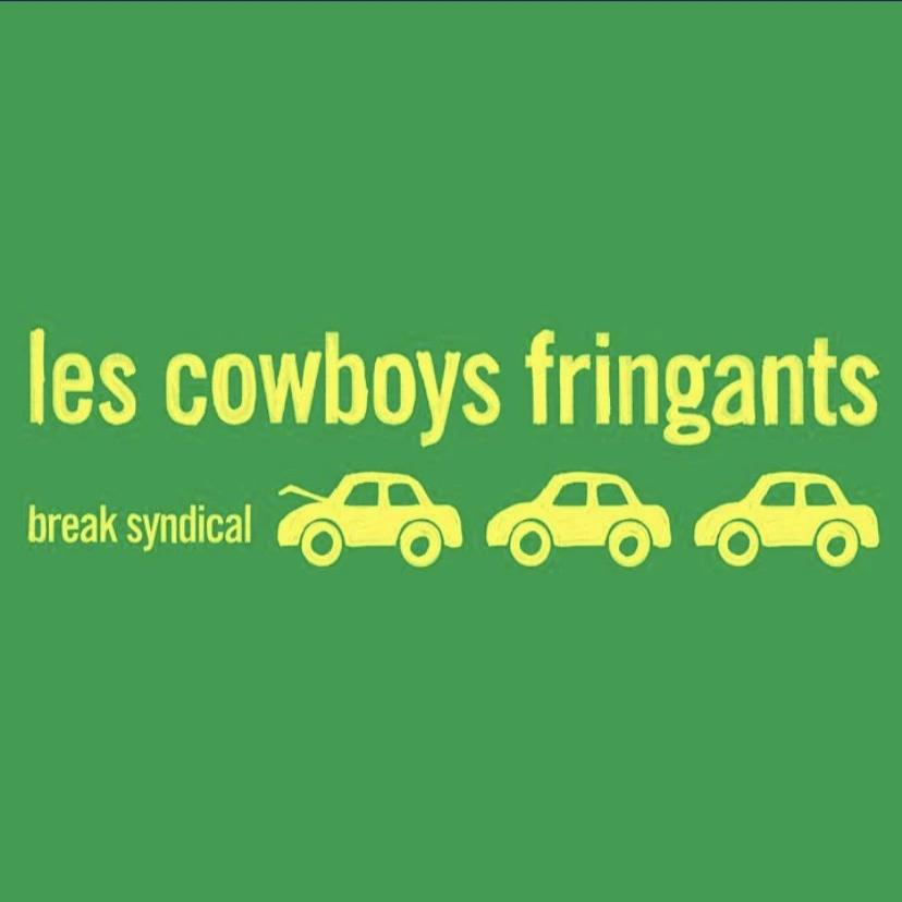Cowboys Fringants - Break Syndical (Couleur)