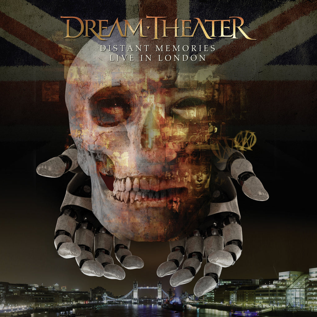 Dream Theater - Distant Memories: Live In London (4LP)