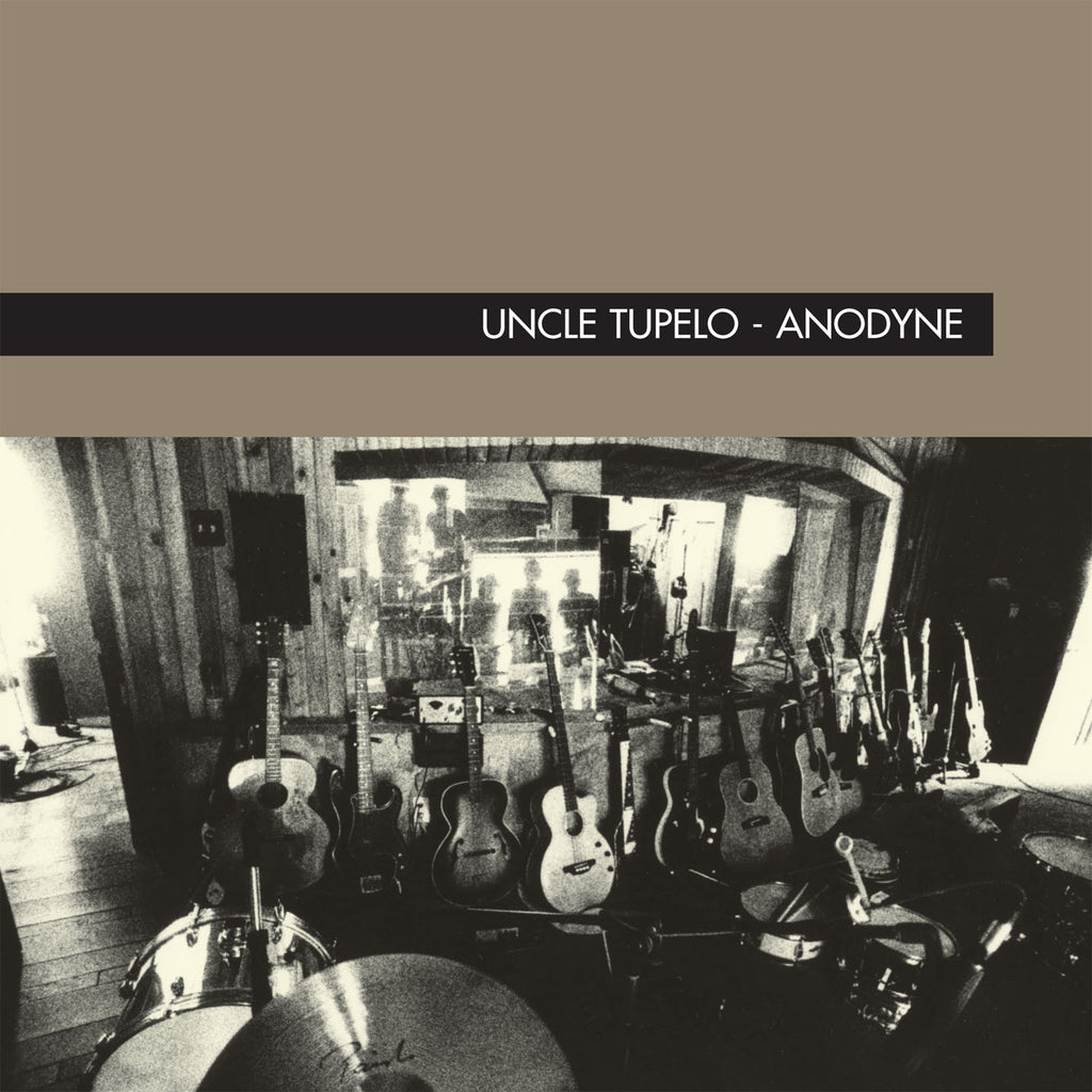 Uncle Tupelo - Anodyne (Clear)