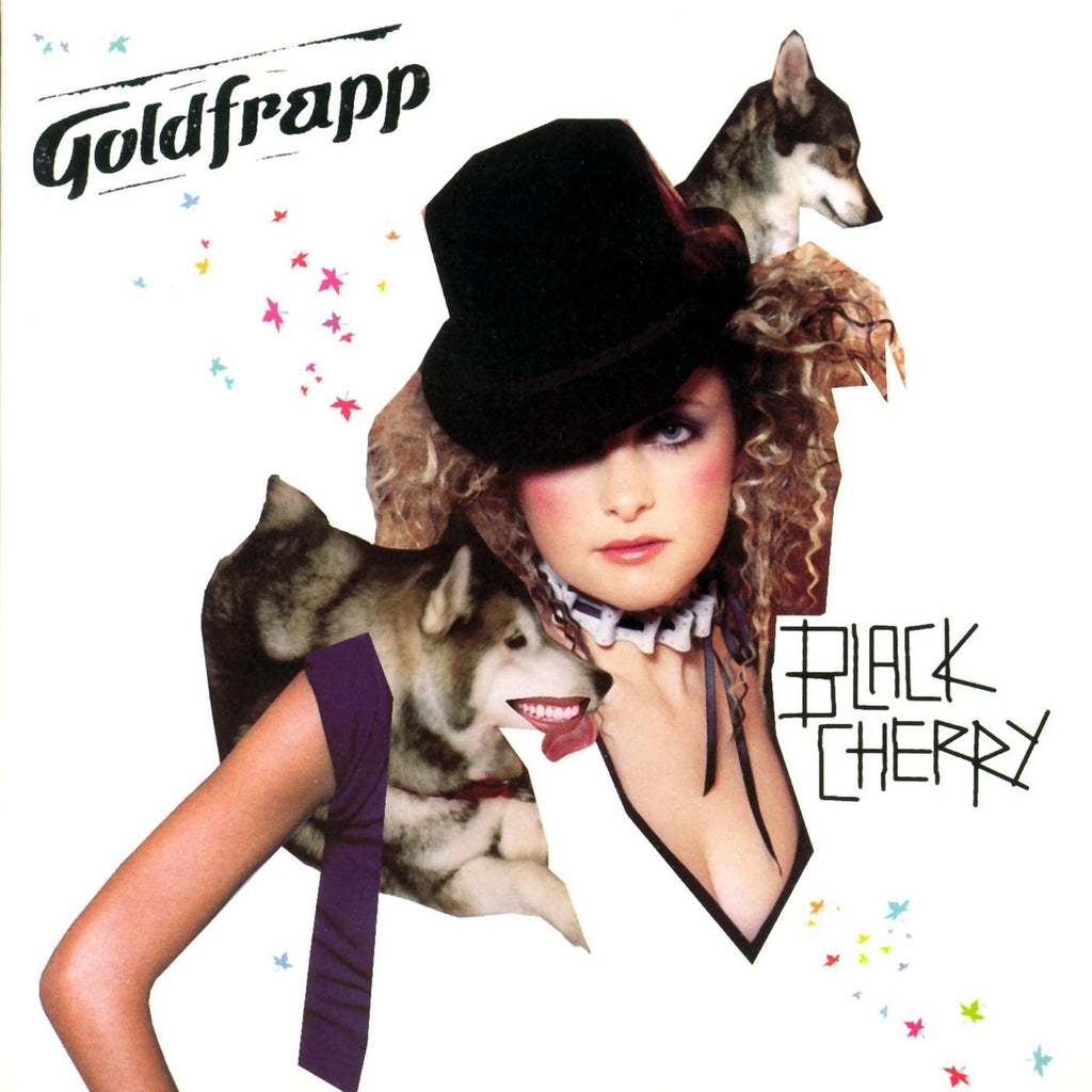 Goldfrapp - Black Cherry (Purple)