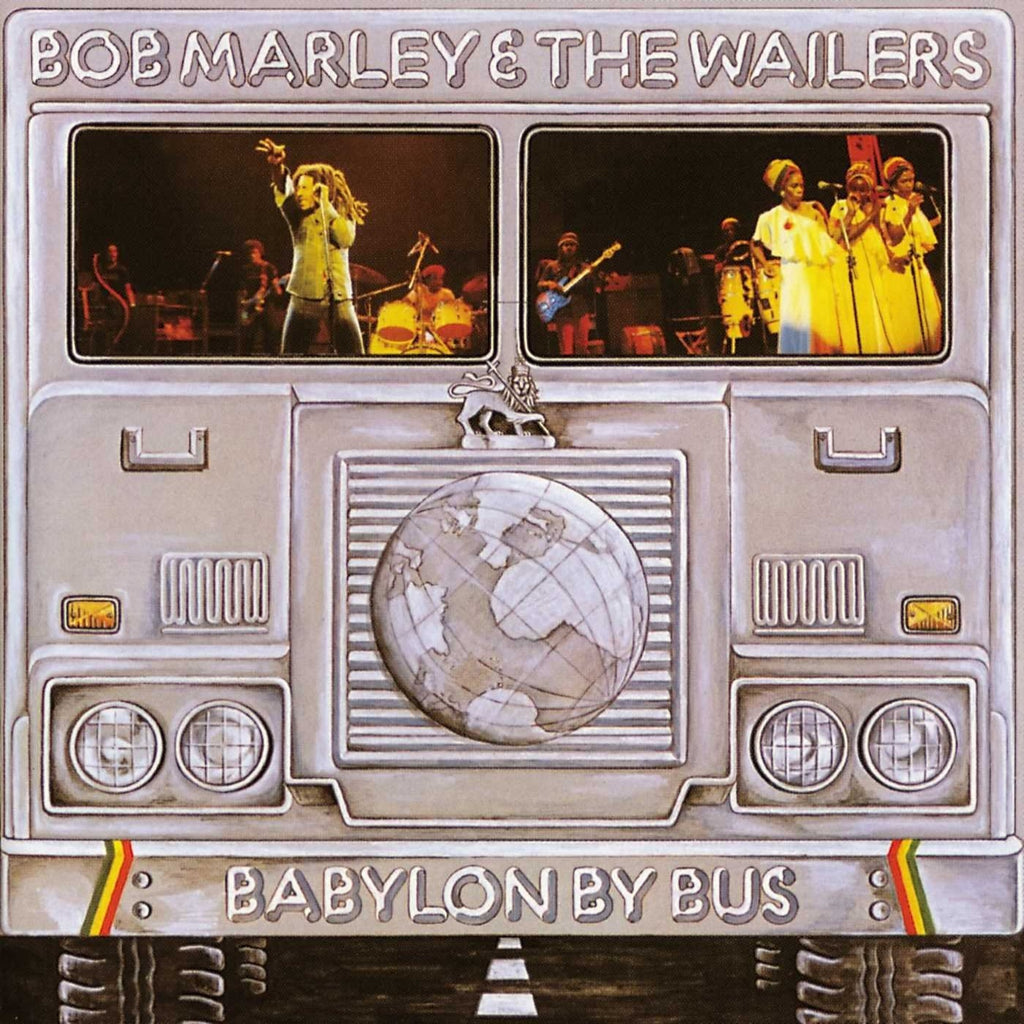 Bob Marley - Babylon By Bus (2LP)