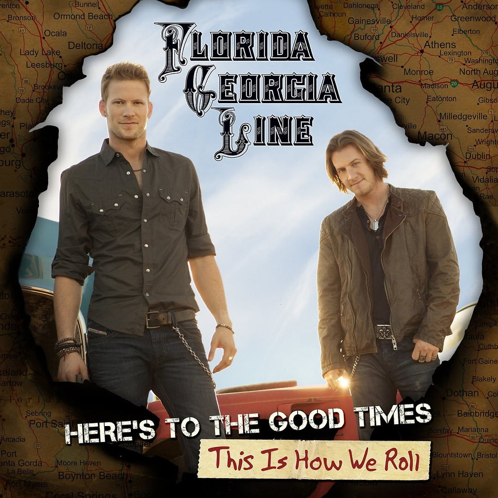 Florida Georgia Lane - Here's To The Good Times - This Is How We Roll