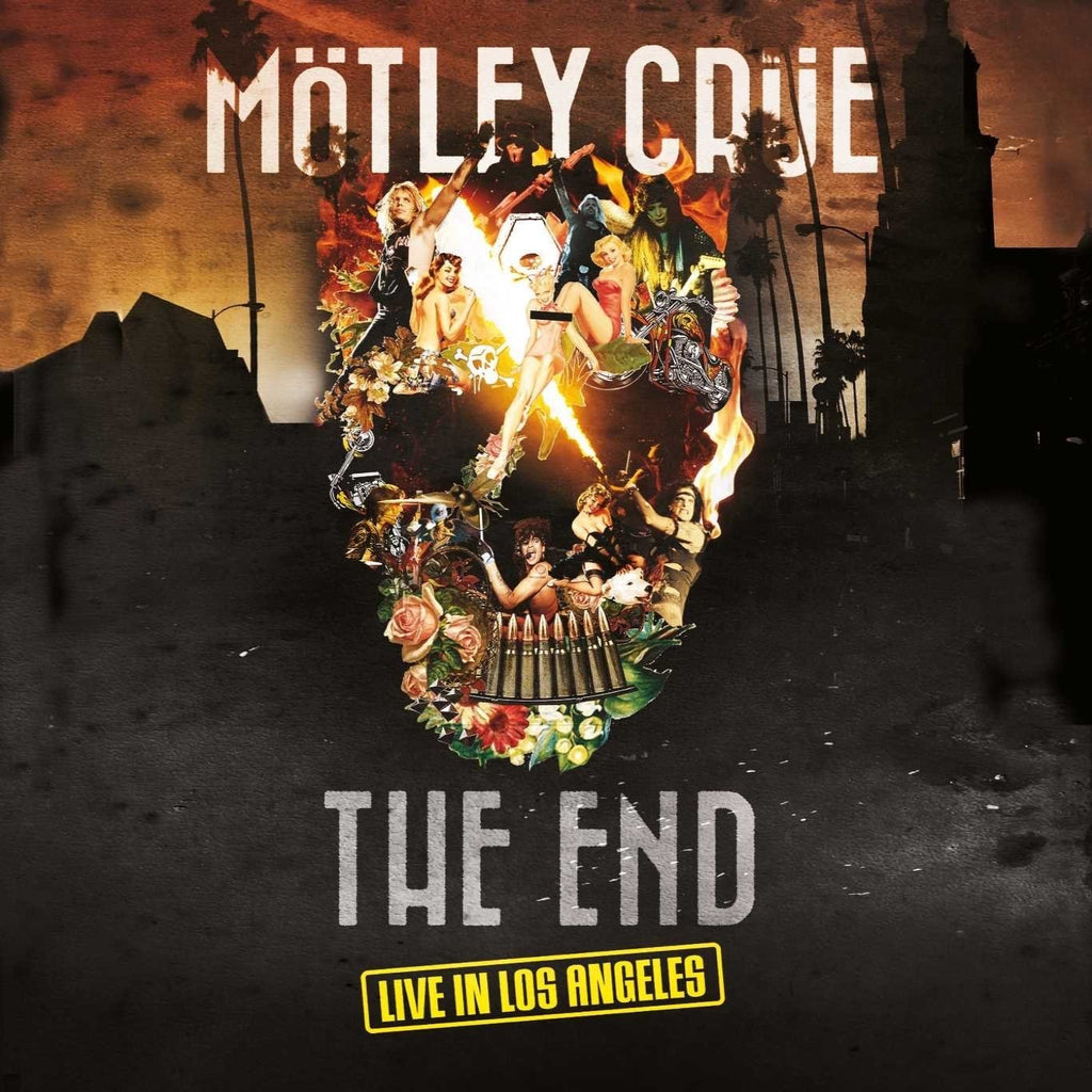 Motley Crue - End: Live In Los Angeles (2LP)