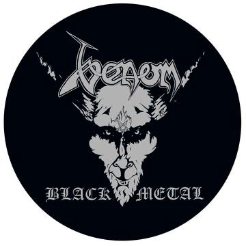 Venom - Black Metal (Picture Disc)
