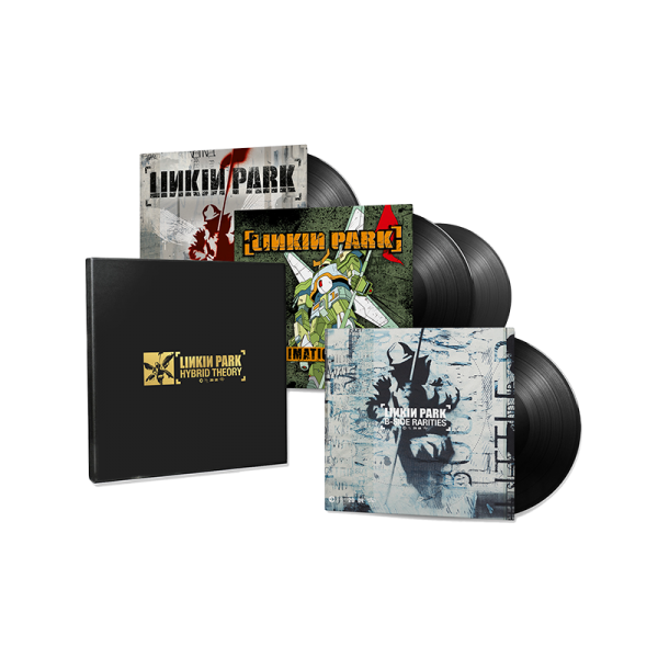 Linkin Park - Hybrid Theory (4LP)