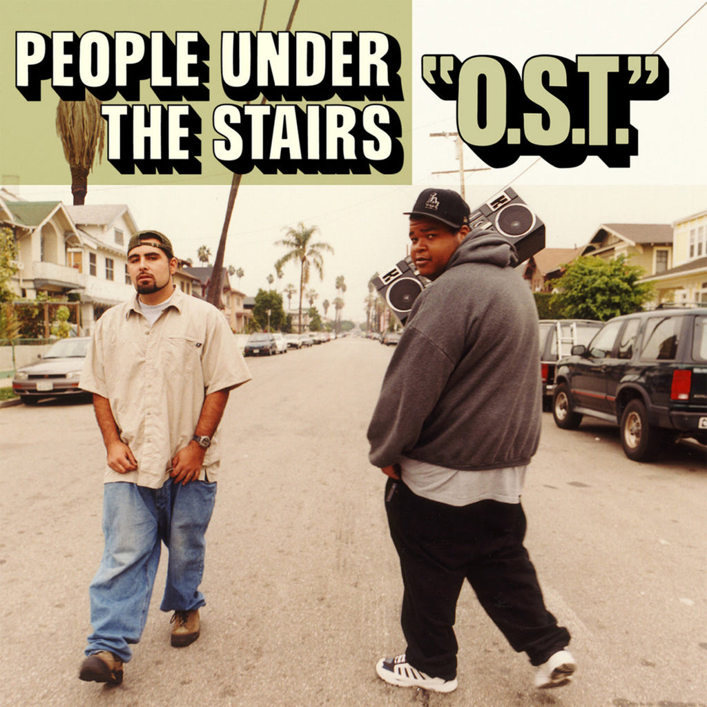 People Under The Stairs - O.S.T. (2LP)