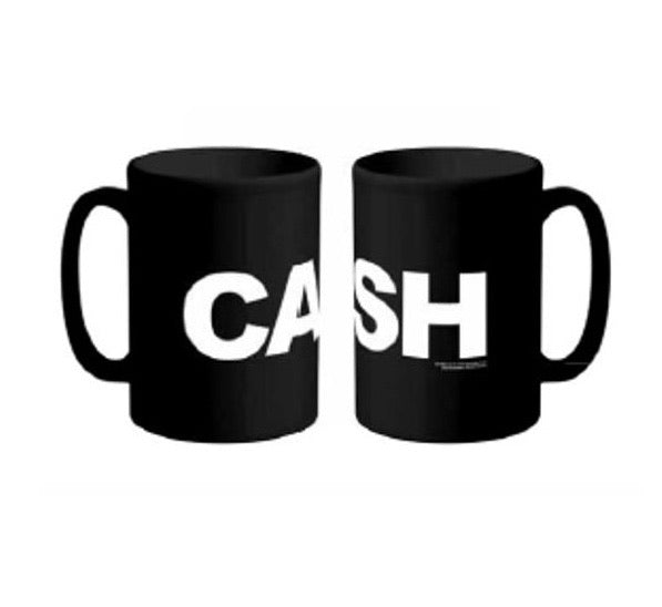 Mug - Johnny Cash Logo