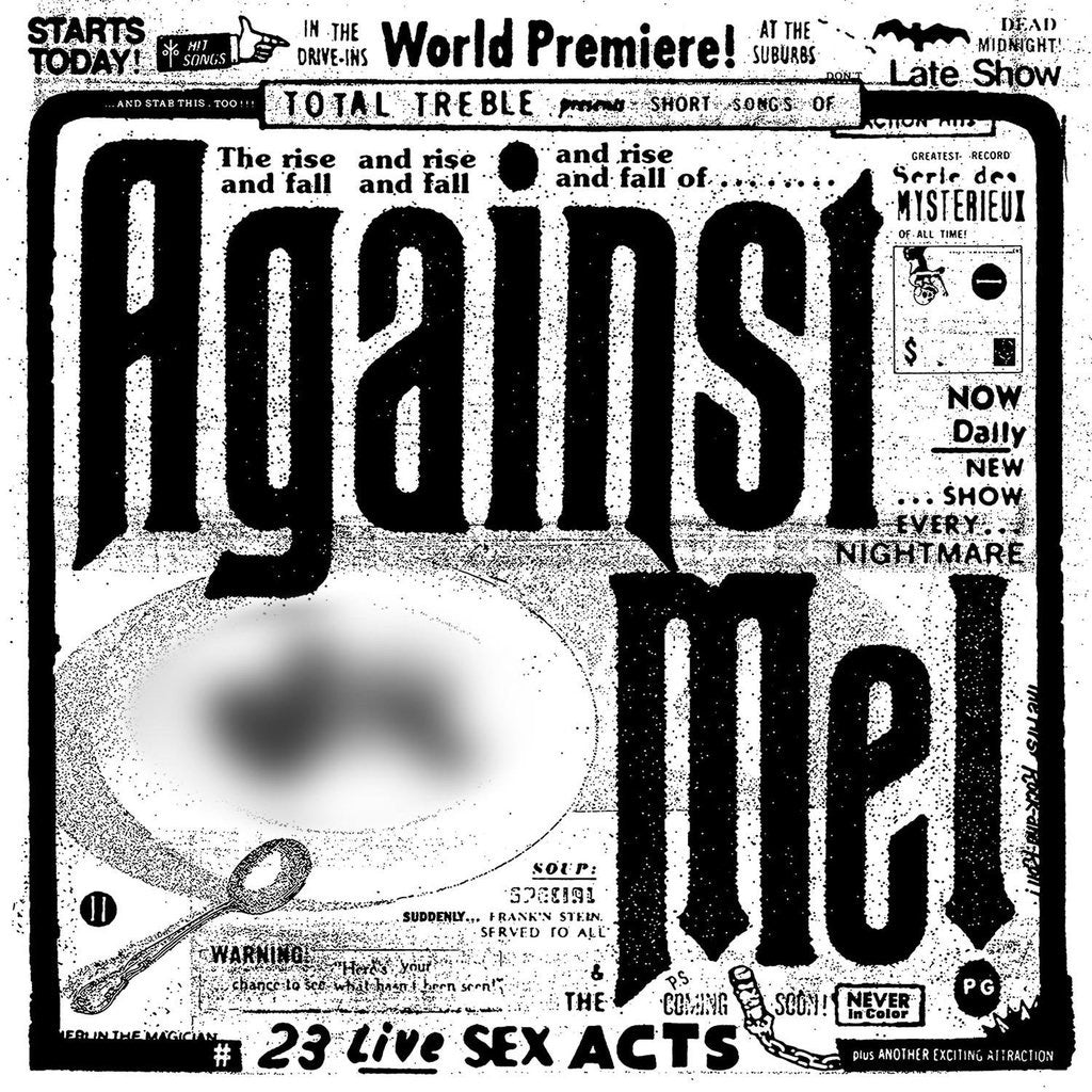 Against Me - 23 Live Sex Acts (3LP)