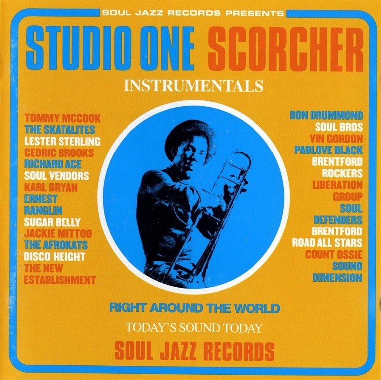 Various Artists - Studio One Scorcher (3LP)