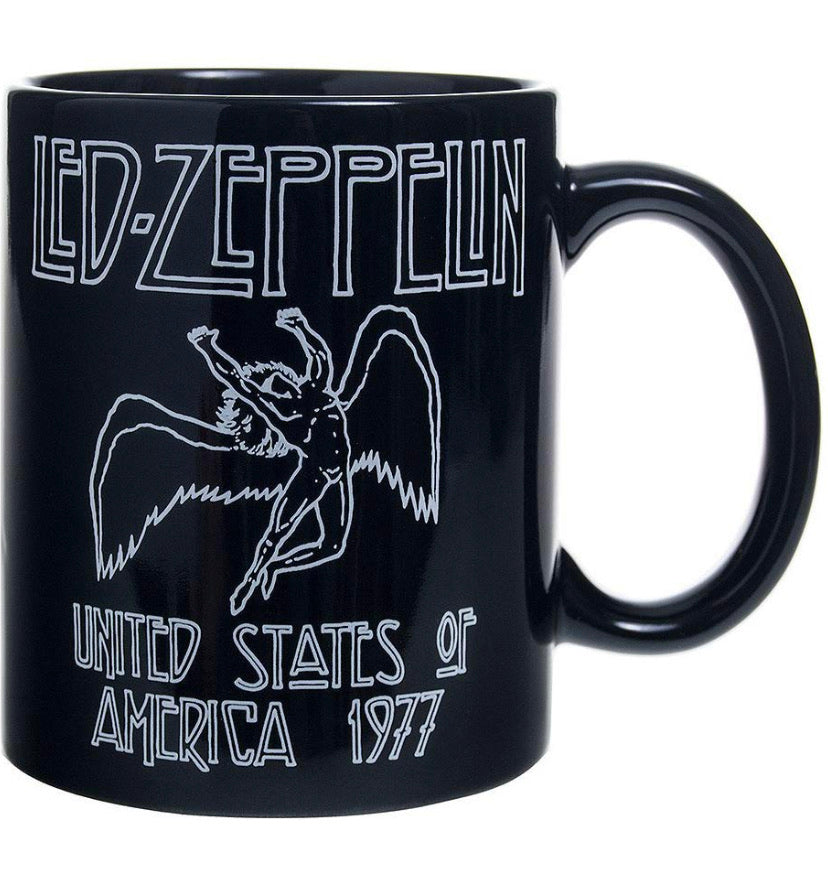 Mug - Led Zeppelin Tour '77