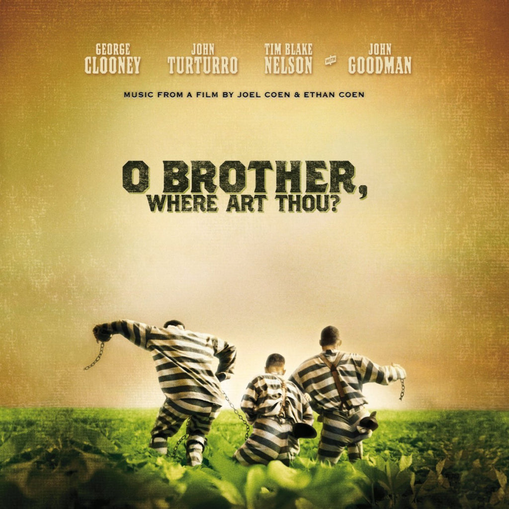 OST - O Brother, Where Art Thou (2LP)(Blue)