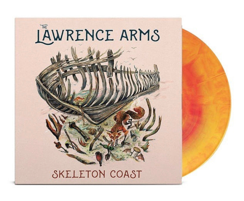 Lawrence Arms - Skeleton Coast (Coloured)