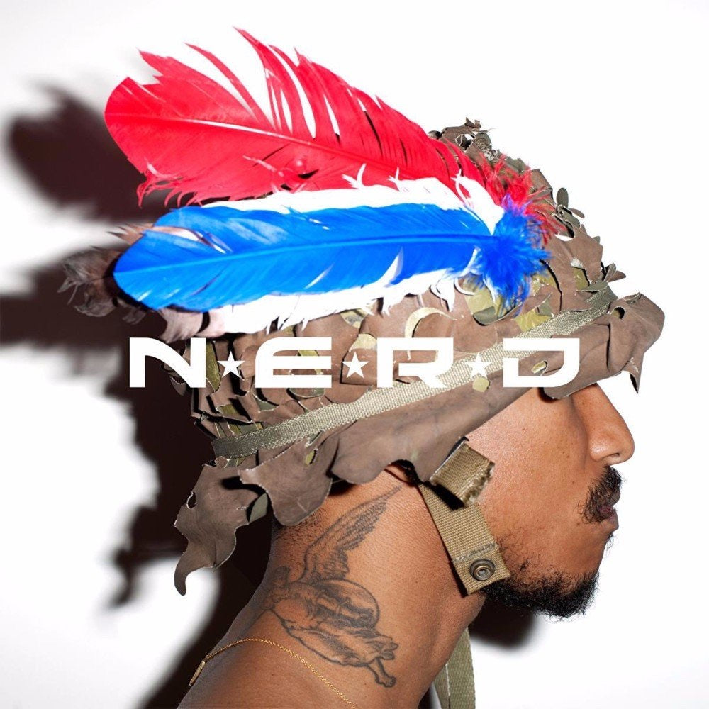 N.E.R.D. - Nothing (2LP)