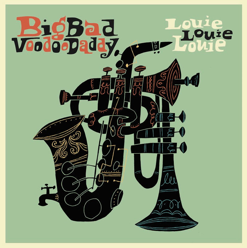 Big Bad Voodoo Daddy - Louie, Louie, Louie