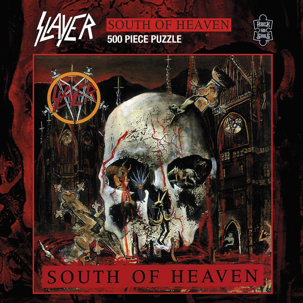 Puzzle - Slayer - South Of Heaven