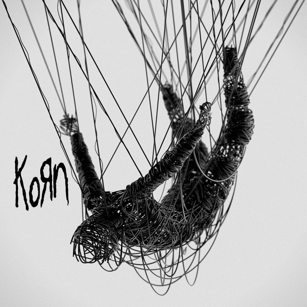 Korn - The Nothing (White)