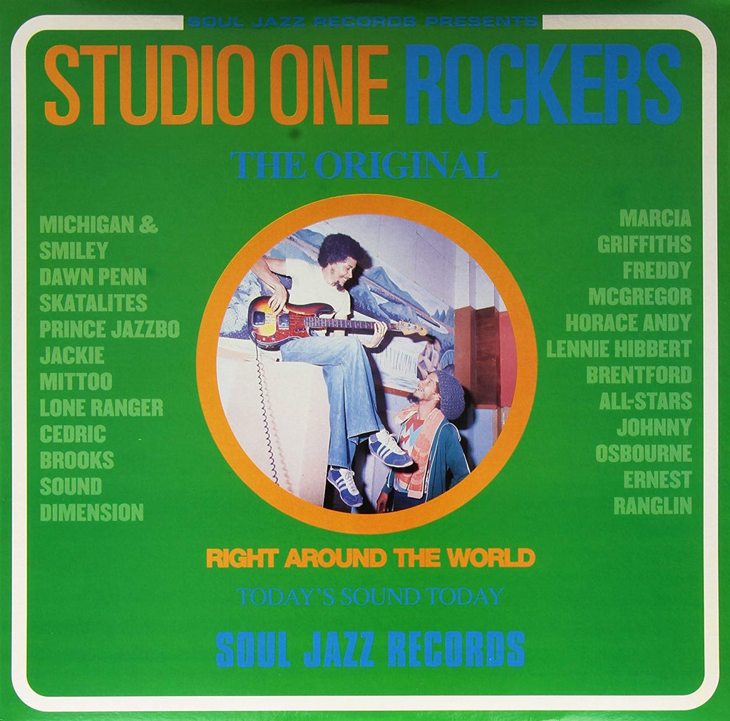 Various Artists - Studio One Rockers (2LP)