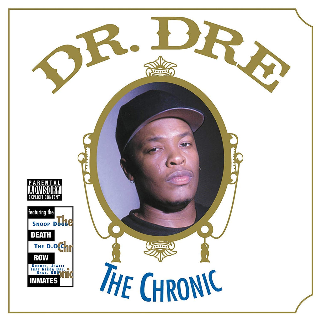 Dr Dre - The Chronic (2LP)