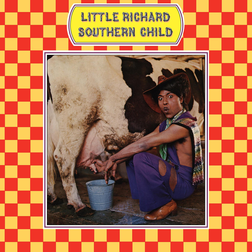 Little Richard - Southern Child (Yellow)