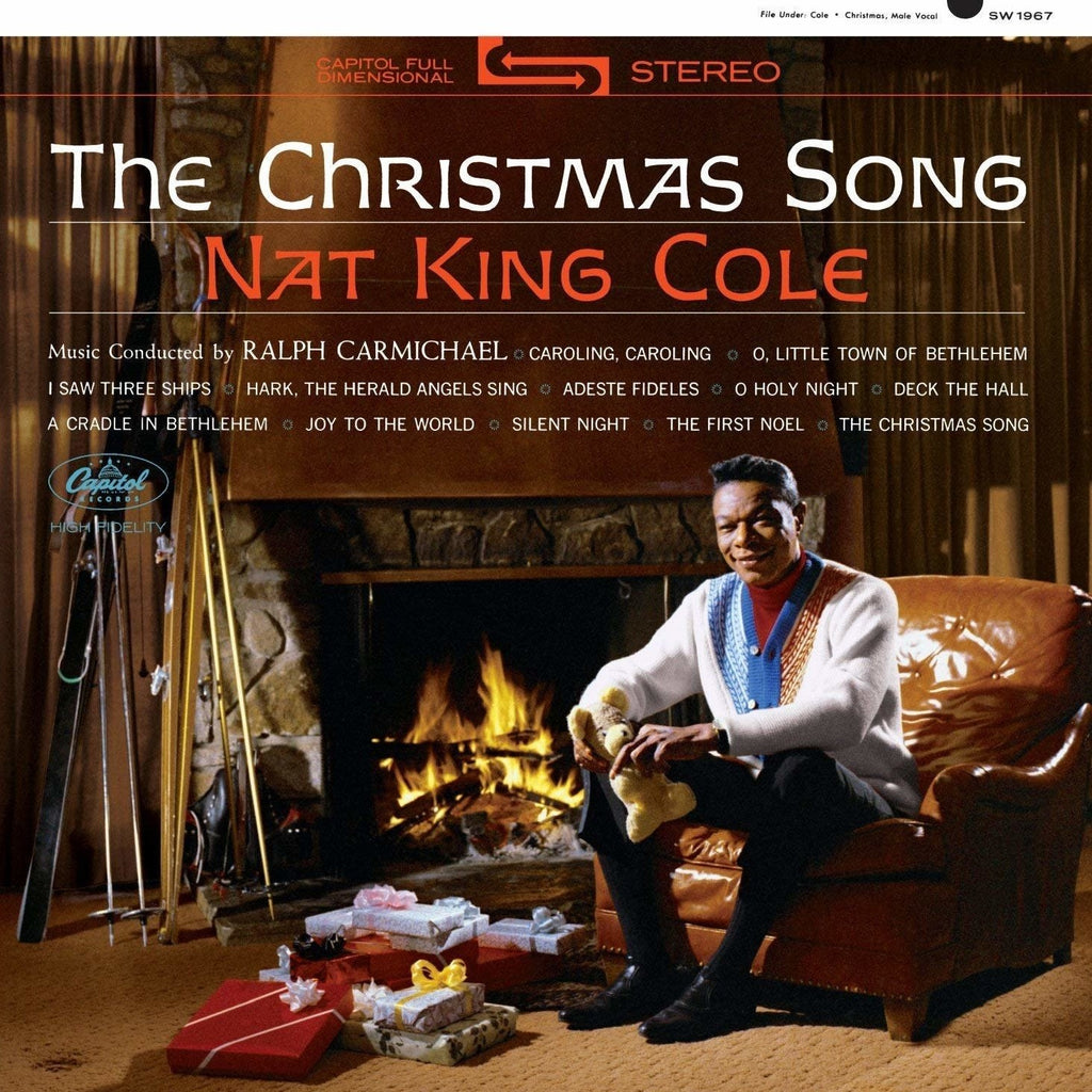 Nat King Cole - The Christmas Songs
