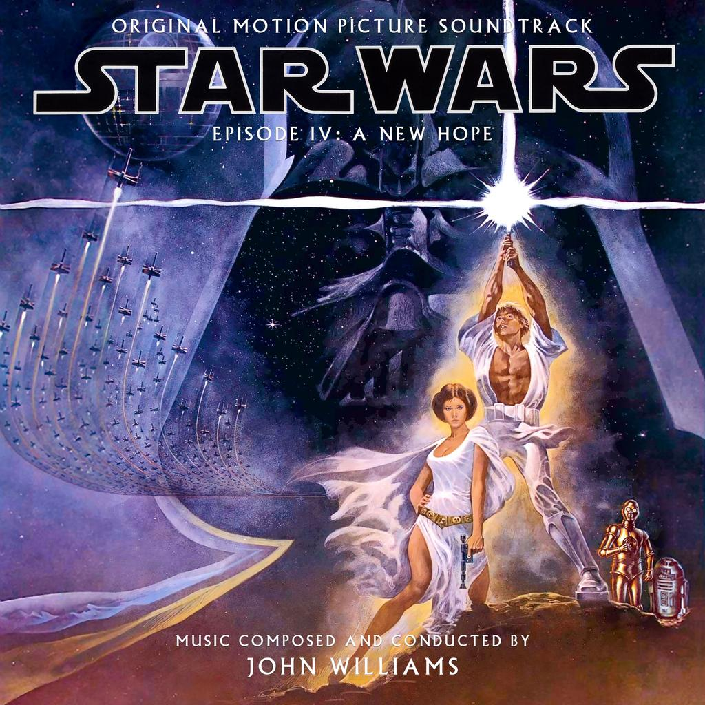 OST - Star Wars: A New Hope (2LP)