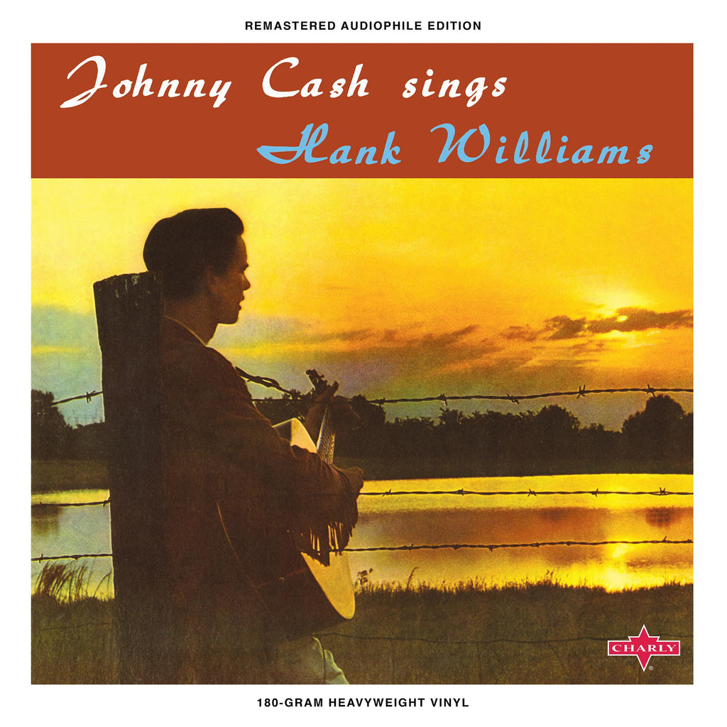 Johnny Cash - Sings Hank Williams & Other Favourite Tunes (Orange)