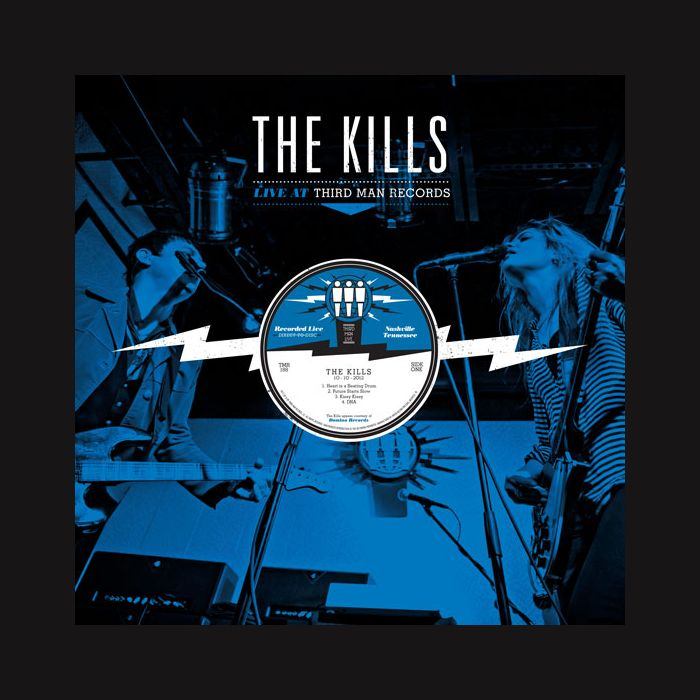 Kills - Live At Third Man Records 10-2-2012