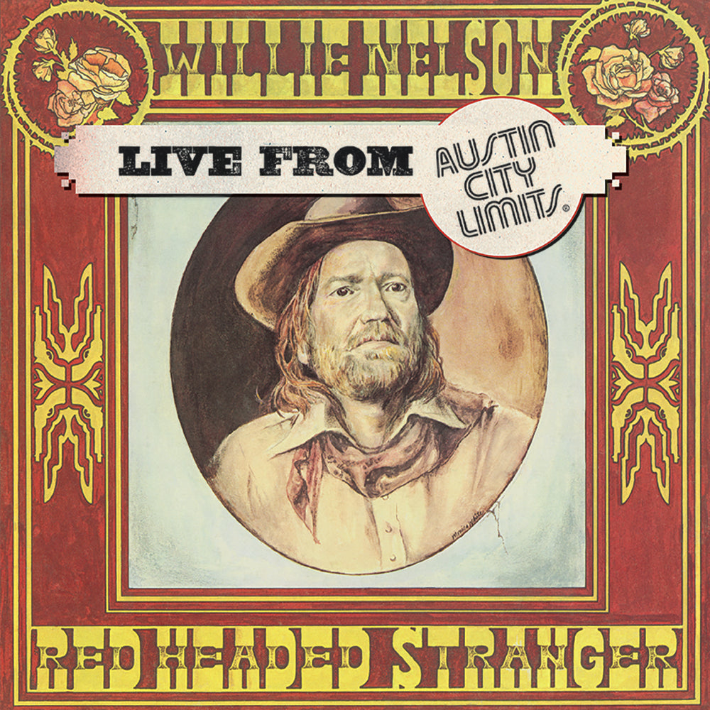 Willie Nelson - Red Headed Stranger: Live From Austin City Limits