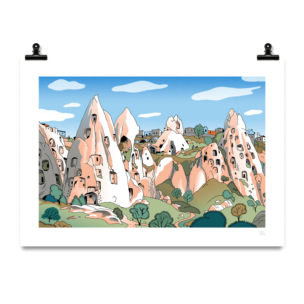 Paysages – Cappadoce
