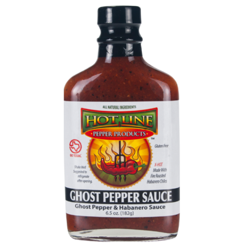 Ghost Pepper Sauce