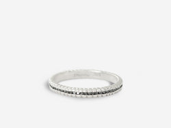 Small Textured Infinity Band, 7