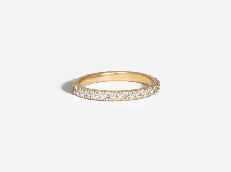 Shaesby 2 mm Eternity Band
