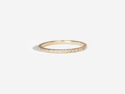 Shaesby 1 mm Eternity Band