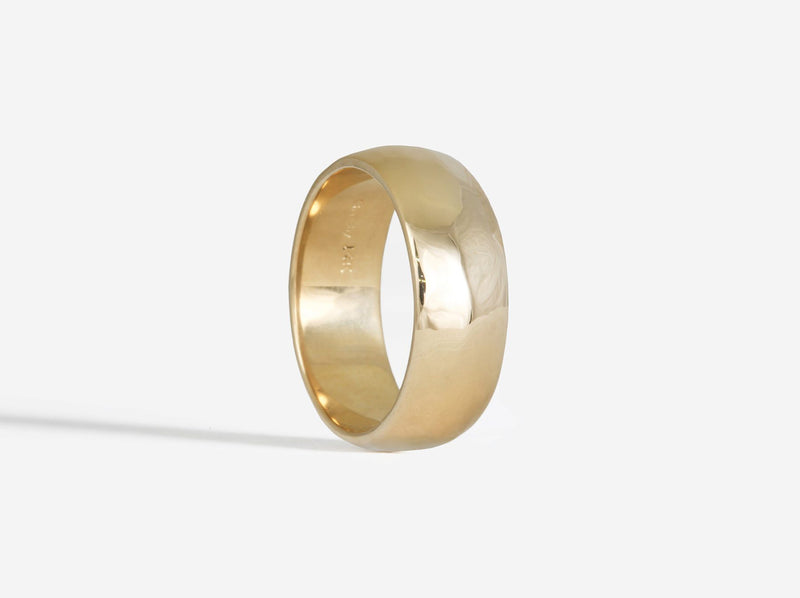 Shaesby 6.5 mm Wide Band