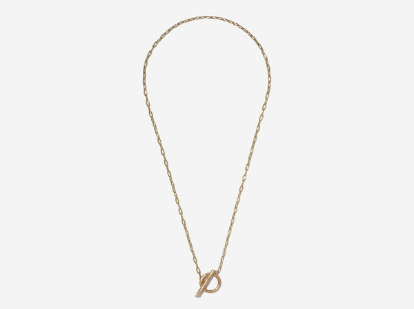 Shaesby Toggle Necklace