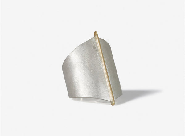 Shaesby Gold Seam Ring