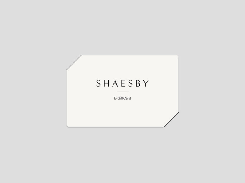 Shaesby E-Gift Card