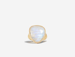 One of a Kind Moonstone Ring