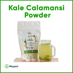 Kale Calamansi Powder