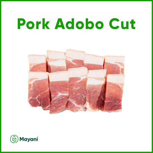 Pork Adobo Cut
