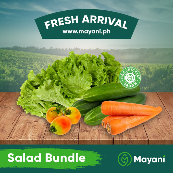 Salad Bundle - Mayani Farm