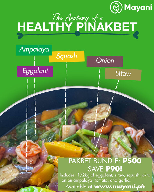 Pakbet Bundle - Mayani Farm