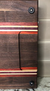 Striped Cutting Board - Subvet Customs