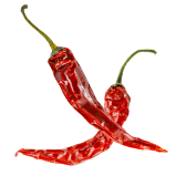 Dehydrated Arbol Chili Peppers